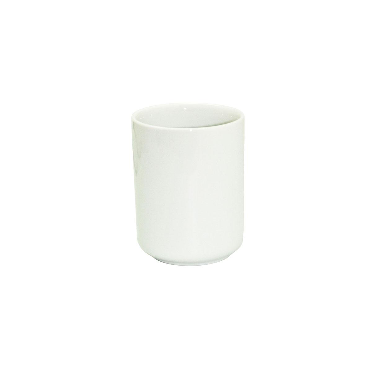 Gobelet en porcelaine (Blanc)