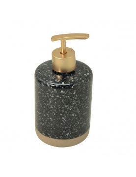 Distributeur de savon effet granite