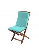 Coussin de fauteuil outdoor colorée