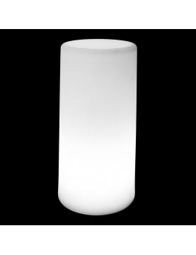Lampe d'extérieur cylindrique