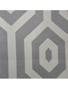 Tissu non feu M1 imprimé géométrique