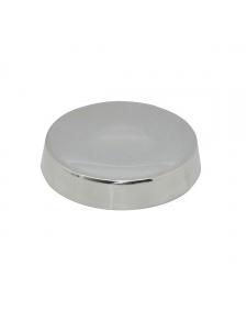 Porte savon en métal chromé