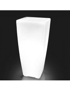 Vase lumineux d'extérieur