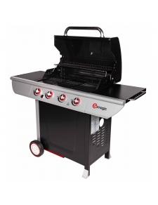 Barbecue à gaz avec 4 brûleurs