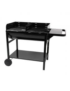 Barbecue à charbon de bois à 2 grilles
