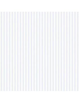 Papier peint LUTECE à petites rayures bicolores