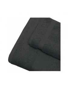 Linge de bain en coton 550gr/m² anthracite