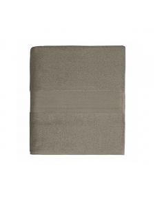 Drap de douche en coton 550gr/m² mastic