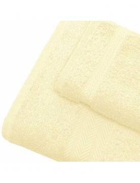 Linge de bain en coton 550gr/m² écru