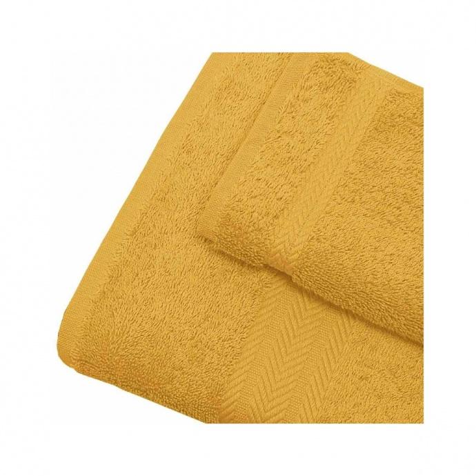Linge de bain en coton 550gr/m² safran (Safran)