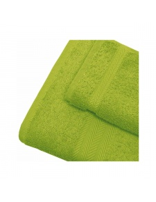 Linge de bain en coton 550gr/m² pomme