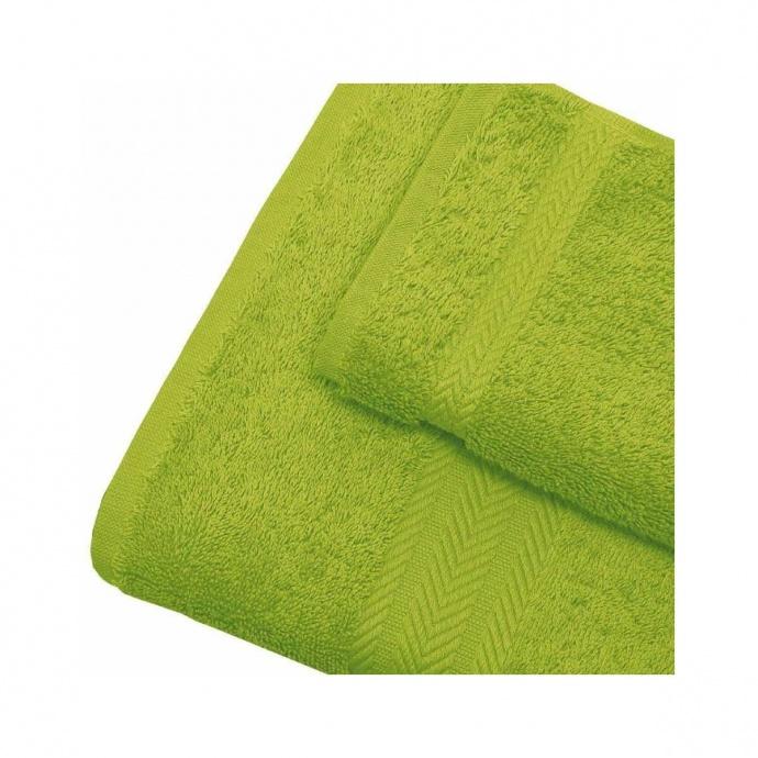 Linge de bain en coton 550gr/m² pomme (Pomme)