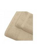 Linge de bain en coton 550gr/m² ficelle