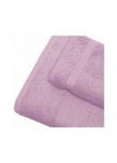 Linge de bain en coton 550gr/m² parme