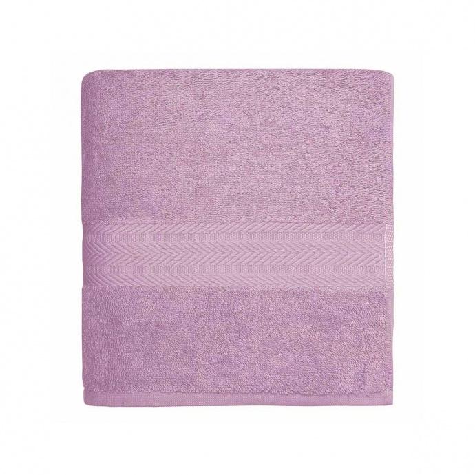 Serviette de toilette en coton 550gr/m² parme (Parme)