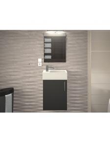 Ensemble meuble et vasque pour petit espace