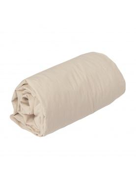 Drap housse en coton lavé Cap Ferret