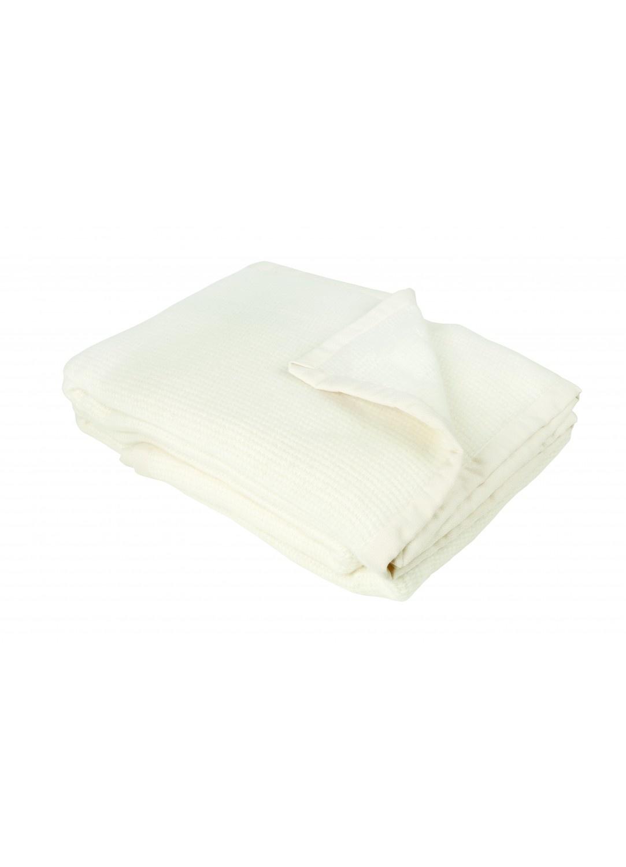 couverture en laine d agneau demi saison naturel galet homemaison vente en ligne. Black Bedroom Furniture Sets. Home Design Ideas