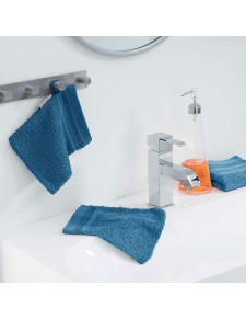 Lot de 2 Gants de Toilette en Eponge Unie