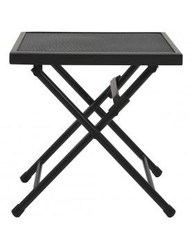 Table basse pliante en maille