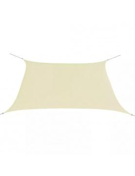 Parasol en tissu Oxford carré