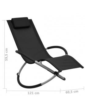 Chaise longue pour enfants