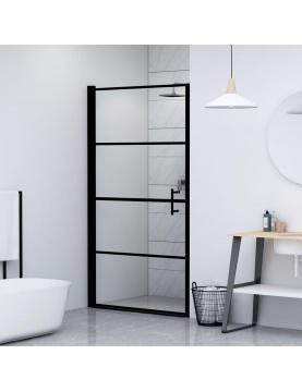 Porte de douche en verre trempé