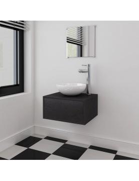 Set de meubles de salle de bain