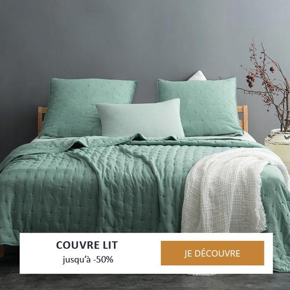 + de couvre lit & boutis