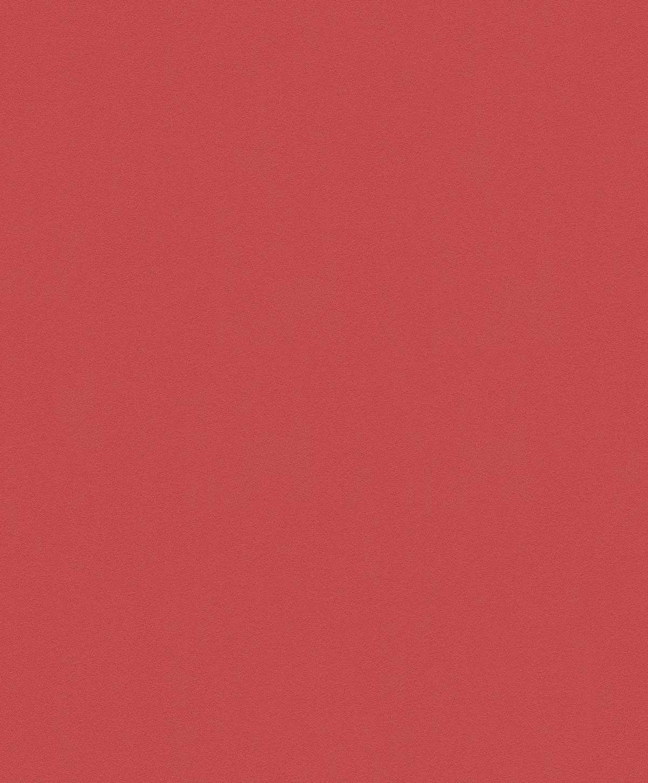 Papier Peint Uni Rouge Andalou (Rouge)