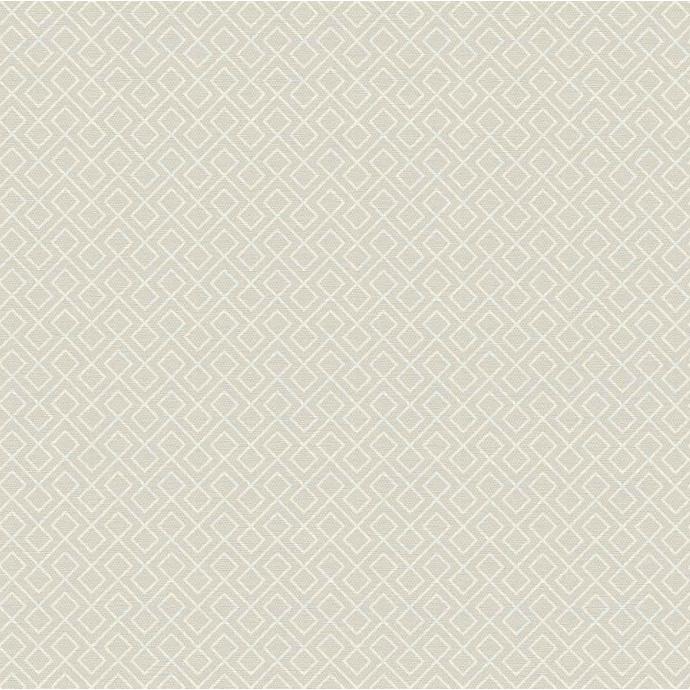 Papier Peint Décoratif et Graphique (Gris)