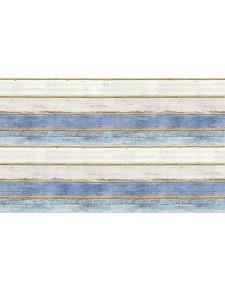 Papier Peint à Rayures et Cordelettes