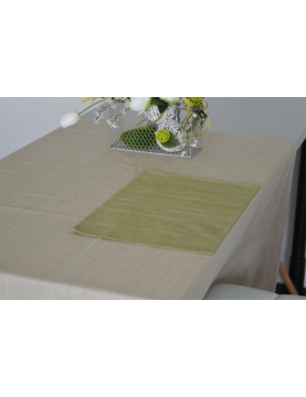 Set de Table en Coton Biologique