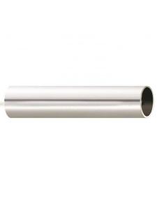 Tube Nu Chromé 2 m diam 28 mm