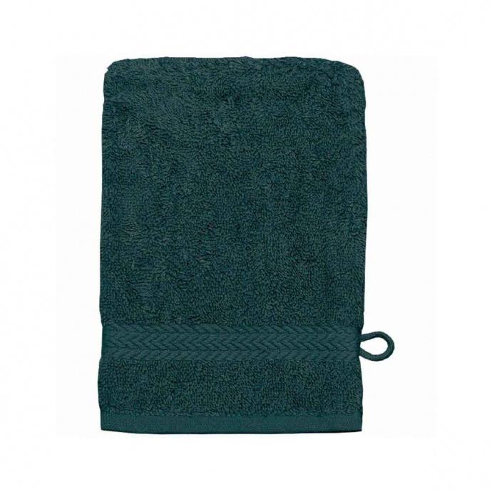 Gant de toilette en coton 550gr/m² petrol (Petrol)