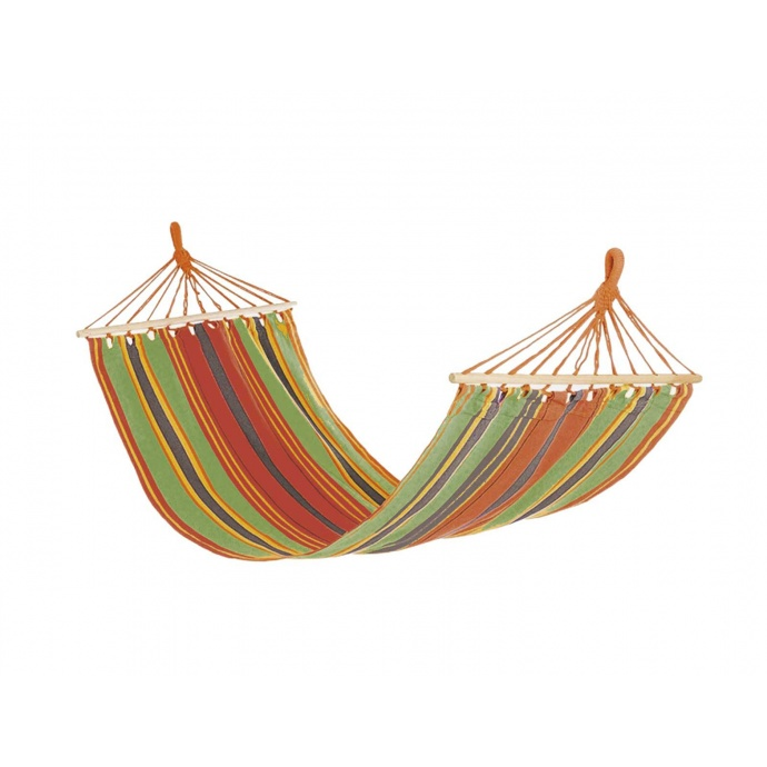 Hamac à Rayures (Multicolore)