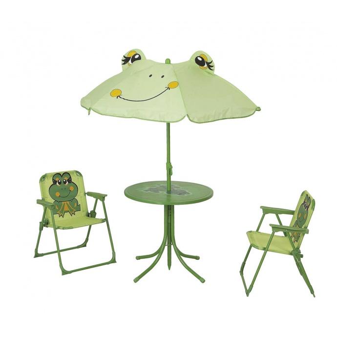 Ensemble Jardin Enfant Grenouille ou Ourson (Vert)