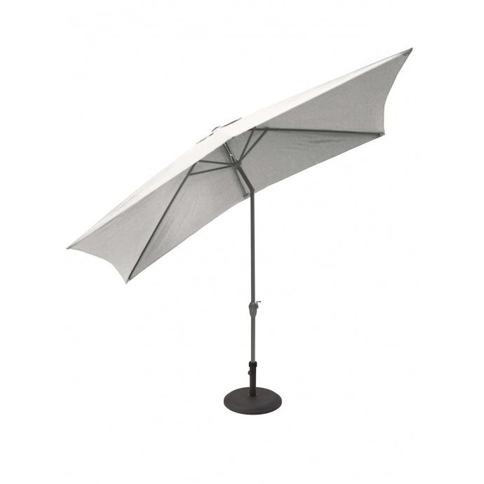 Parasol Centré et Inclinable 2 x 3 m (Ecru)