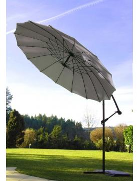 Parasol Déporté et Inclinable Rond Ø 3m