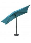 Parasol Centré et Inclinable 2 x 3 m