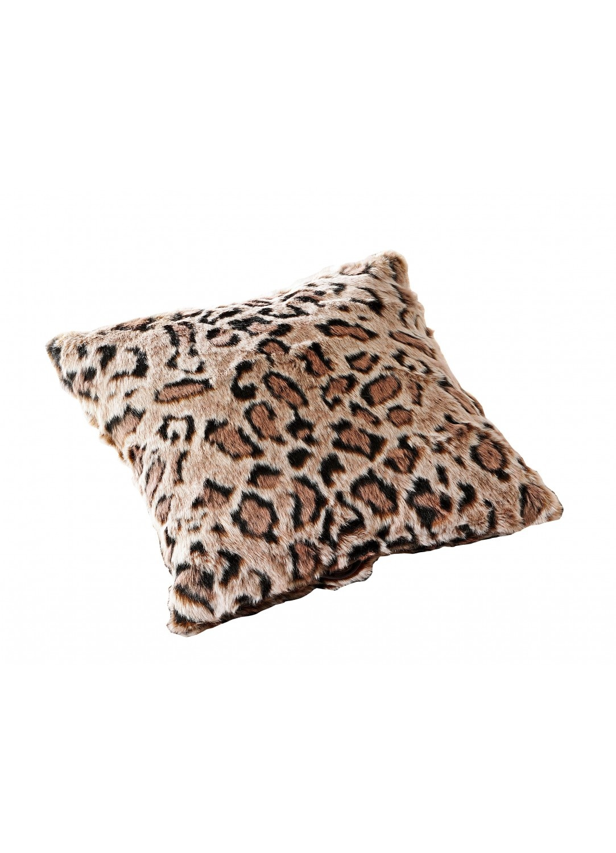 38047a2866 Funda de cojín imitación piel Leopardo (Beige) - Cortina Casa ...