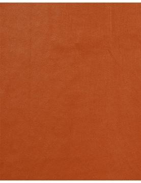 Tissu en Simili Cuir (Orange)