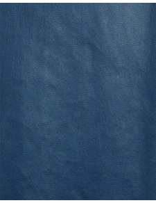 Tissu en Simili Cuir (Bleu Marine)