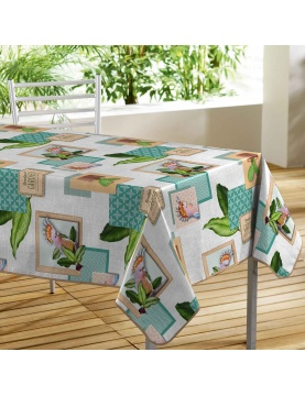 Nappe rectangulaire wallys