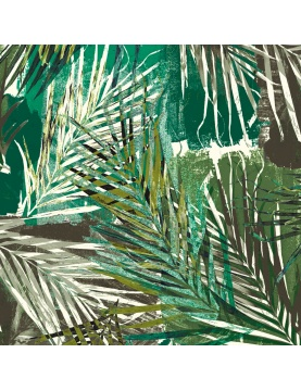 Tejido opaco ambiente tropical