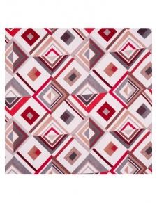 Tissu motif géométriques