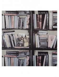 Tissu obscurcissant bibliothèque