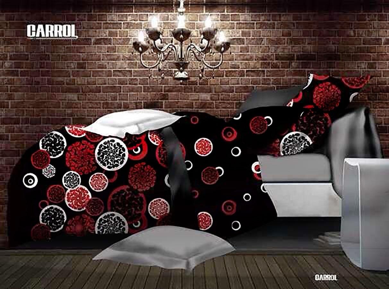 Parure de lit 2 personnes à l'esprit Japonisant  (Multicolore)