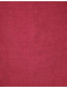 Tissu 100% Lin  (Rouge)