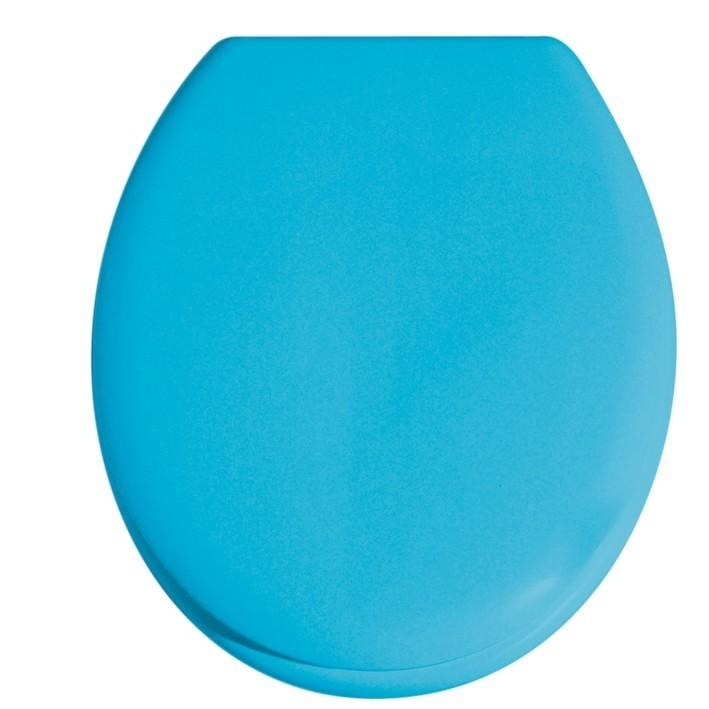 Abattant Color Turquoise (Turquoise)